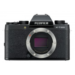 Fujifilm X-T100 - 24,2MP - Black 16582268