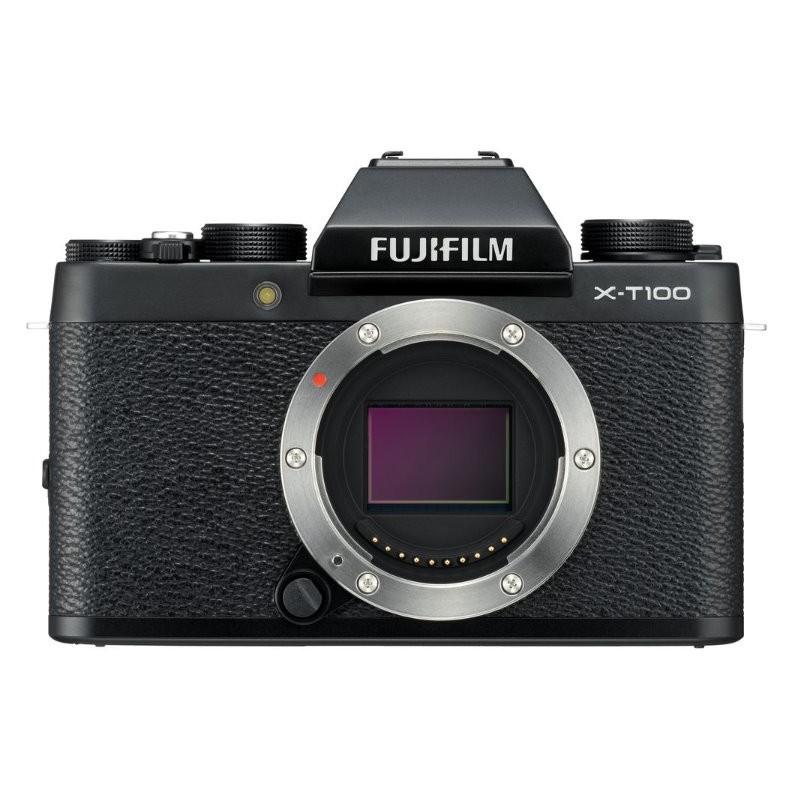 Fujifilm X-T100 - 24,2MP - Black 16582268