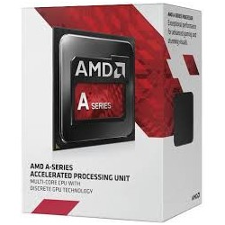AMD, A6-7480 Processor BOX, soc. FM2+, 65W, Radeon R5 Series AD7480ACABBOX