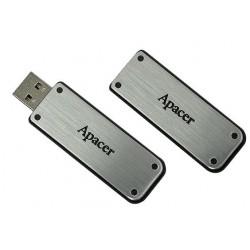 Apacer flash disk 16GB AH328 USB 2.0 strieborný AP16GAH328S-1