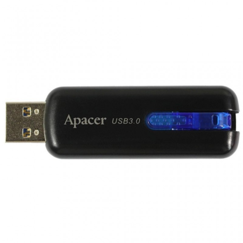 Apacer flash disk 32GB AH354 USB 3.0 čierny AP32GAH354B-1