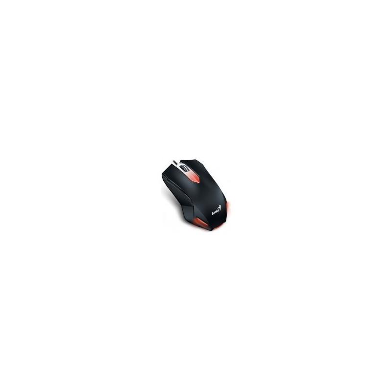 20x Genius herná myš X-G200 USB, čierna 20x31040034102