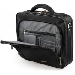 Natec BOXER taška na notebook 17.3', Anti-Shock Systém, čierna NTO-0393