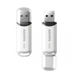 8 GB USB kľúč ADATA DashDrive Classic C906 USB 2.0, biely AC906-8G-RWH