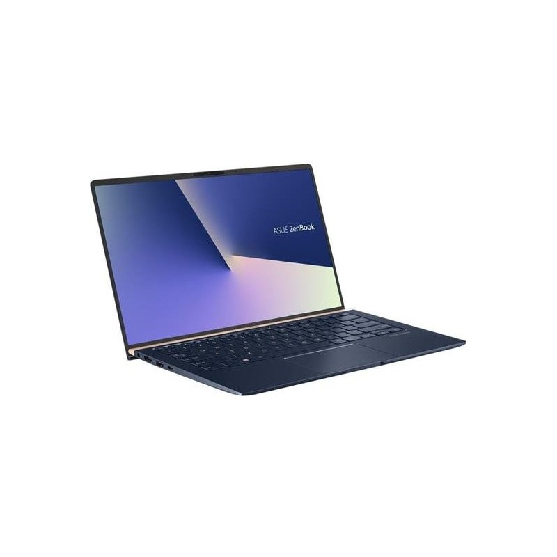 "ASUS Zenbook UX433FN-A5047T Intel i5-8265U 14"" FHD matny NV-MX150/2GB 8GB 256 SSD WL BT Cam W10 modrý"