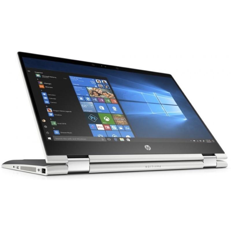 HP Pavilion x360 14-cd1002nc, i5-8265U, 14.0 FHD/IPS/Touch, MX130/2GB, 8GB, SSD 128GB+1TB, W10, 2Y, Natural silver 5QN97EA#BCM