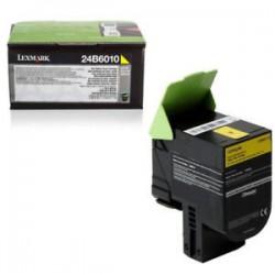 Lexmark 80x Yellow Toner Cartridge Extra High BSD Return XC2130 3K 24B6010