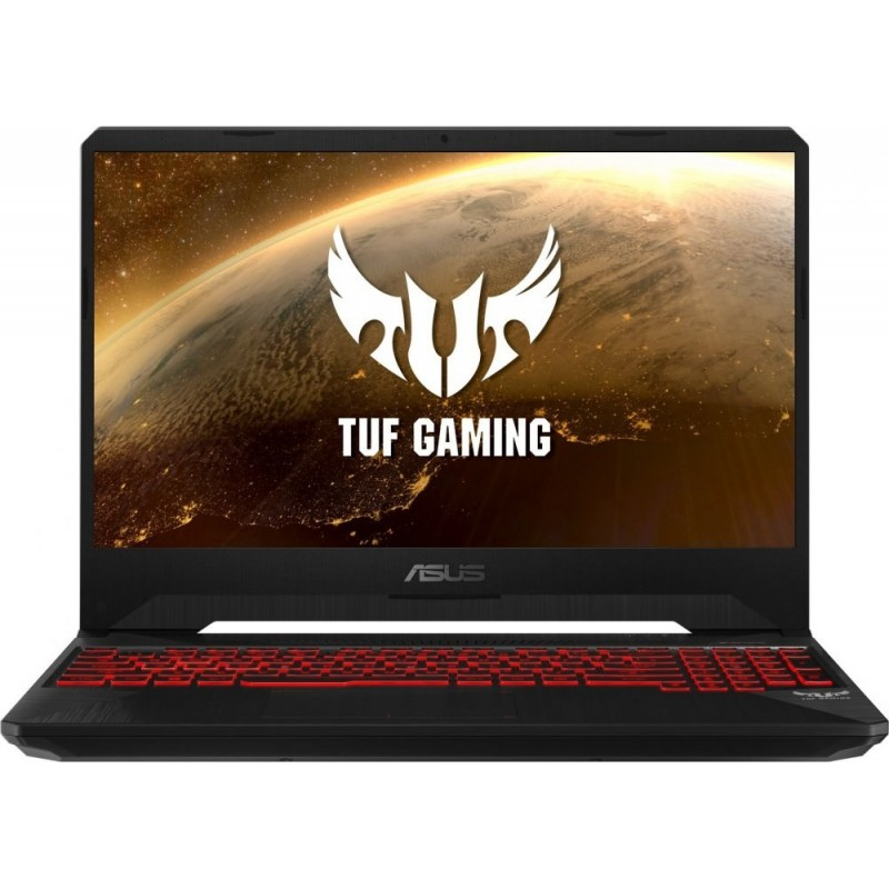 "ASUS TUF Gaming FX505GM-AL292 Intel i7-8750H 15.6"" FHD IPS matny GTX1060/6G 8GB 256GB SSD WL BT Cam Endless"