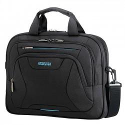 Bag American Tourister 33G09007 ATWORK 15,6'L comp, doc, tblt, pock, black 33G-09-007