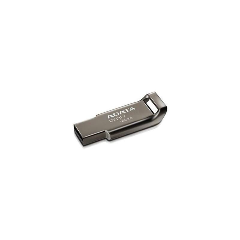 USB kľúč 64 GB ADATA DashDrive Classic UV131 USB 3.0, chromový AUV131-64G-RGY