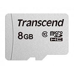 Transcend päměťová karta 8GB 300S micro SDHC UHS-I U3 (čítanie/zápis: 95/45MB/s) TS8GUSD300S