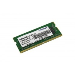 Patriot Signature DDR4  4GB 2400MHz CL17 SODIMM PSD44G240081S