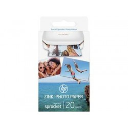HP ZINK® Sticky-Backed Photo Paper - 20 listů W4Z13A