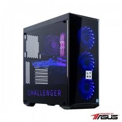 oLYNX Challenger AURA i5 9400F 16GB 240G SSD 2T GTX1660Ti 6G W10 HOME 10462537