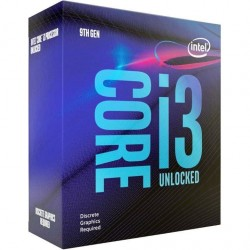 INTEL Intel Core i3-9350KF (8M Cache, 4.60 GHz) BX80684I39350KF