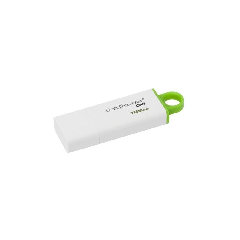 128 GB USB 3.0 klúč. Kingston DataTraveler I Gen 4, zelený DTIG4/128GB