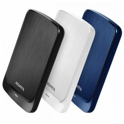 "A-DATA DashDrive™ Value HV320 2,5"" external HDD 2TB USB 3.1 white..."