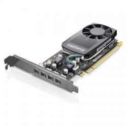 Lenovo Nvidia Quadro P620 2GB GDDR5 Mini DPx4 Graphics Card with HP...