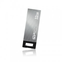 16 GB USB kľúč . Silicon Power Touch 835, sivý SP016GBUF2835V1T