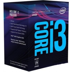 Intel® Core™i3-9100F processor, 3,60GHz,6MB,LGA1151 BOX BX80684I39100FSRF7W