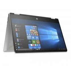 HP Pavilion x360 14-dh0000nc, Pentium N5000, 14.0 FHD/IPS/Touch, UMA, 8GB, SSD 256GB, ., W10, 2/2/0, Mineral silver 6WP36EA#BCM