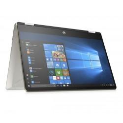 HP Pavilion x360 14-dh0018nc, Pentium N5000, 14.0 FHD/IPS/Touch, UMA, 4GB, 128GB SATA , ., W10, 2/2/0, Warm Gold 6WN02EA#BCM