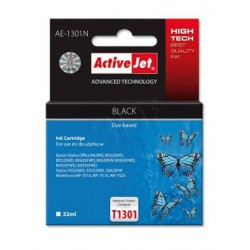 ActiveJet ink cartr. Eps T1301 Black 100% NEW - 32 ml AE-1301N EXPACJAEP0207
