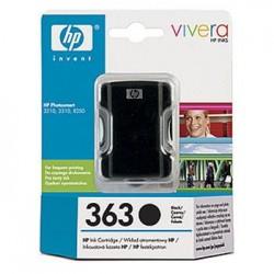 HP C8721EE Ink Cart No.363 pro PS 8250, 6ml, Black C8721EE#BA3
