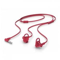 HP špuntová sluchátka 150 - červená 2AP90AA#ABB