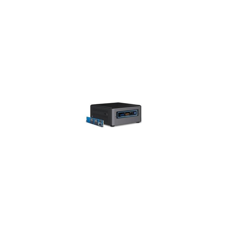 "Intel NUC Kit 7i5BNHX1 i5/USB3/TH3/WF/Optane/2,5"" BOXNUC7i5BNHX1"