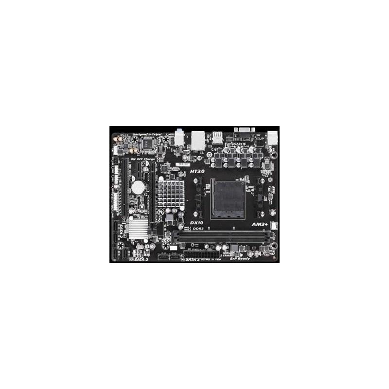 GIGABYTE MB Sc AM3+ 78LMT-S2 R2, AMD 760G, 2xDDR3, VGA, mATX