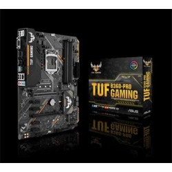 ASUS TUF B360-PRO GAMING Intel Socket 1151/B360/DDR4 2666MHz,...