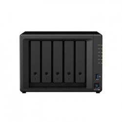 Synology DiskStation DS1019+, 5x SATA server, 2x 1Gb LAN