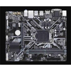 GIGABYTE MB Sc LGA1151 H310M S2H rev2.0, Intel H310, 2xDDR4, VGA, mATX H310M S2H 2.0