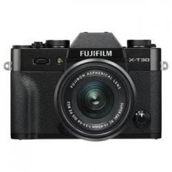 Fujifilm X-T30 - 26,1 MP - Black 16619566