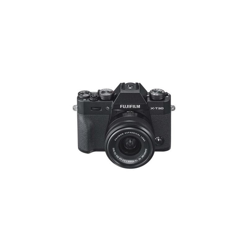 Fujifilm X-T30 + XC15-45 - Black 16619267