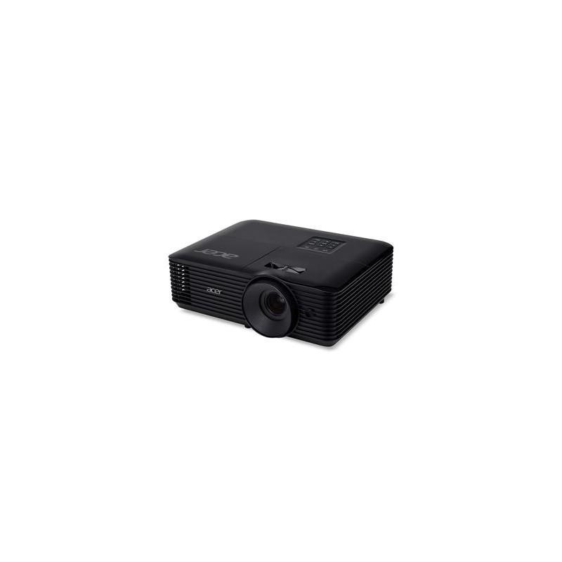 Projektor Acer X168H DLP 3D WUXGA 1920x1200, 3500 LUMENS, 10000:1, VGA, HDMI, 1x3W, 2,8Kg MR.JQ711.001