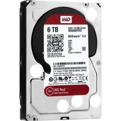 """WD Red 3,5"""" HDD 6,0TB 5400RPM 256MB SATA 6Gb/s WD60EFAX"""