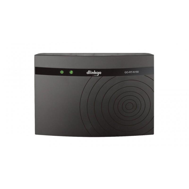 D-Link Go Wireless N150 Easy Router GO-RT-N150/E.