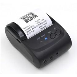 Mobilná tlačiareň 5802LD USB + BT, šírka rlače 57mm POS5802LD