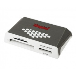 Kingston USB 3.0 SuperSpeed All-in-One Media Card Reader Gen 4 FCR-HS4