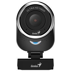 GENIUS webkamera QCam 6000/ černá/ Full HD 1080P/ USB2.0/ mikrofon 32200002400