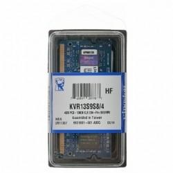 SO DIMM KINGSTON DDR3 4GB 1333Mhz KVR13S9S8/4