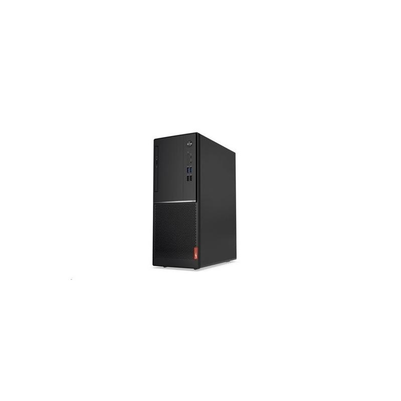 Lenovo V530 TWR i3-8100 3.6GHz UMA 4GB 256GB SSD DVD DOS cierny 1yCI 10TV0050XS
