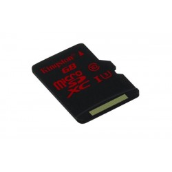 64 GB microSDHC/SDXC karta Kingston UHS-I U3 (90R/80W) SDCA3/64GBSP