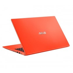 "ASUS VivoBook X512UA-EJ458T Intel i3-7020U 15.6"" FHD matny UMA 4GB 256GB SSD WL Cam Win10 CS červený"