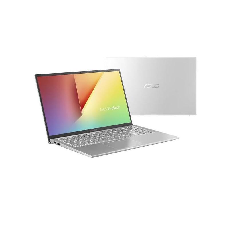 """ASUS VivoBook X512FJ-EJ263T Intel i5-8265U 15.6"""" FHD matny MX230-2GB 8GB 512GB SSD WL Cam Win10 CS strieborny"""