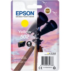 Epson atrament XP-5100 yellow 3.3ml - 165 str. C13T02V44010