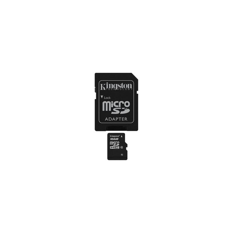 32 GB microSDHC karta Kingston Class 4 (r/w 4MB/s) SDC4/32GBSP