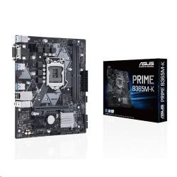 ASUS PRIME B365M-K soc.1151 B365 DDR4 mATX M.2 RAID DVI D-Sub...
